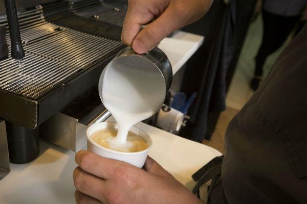 McDonald's McCafé koffie