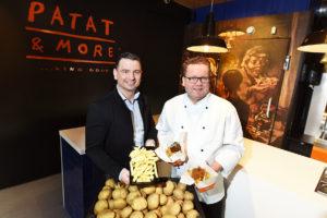 Poolse ondernemer haalt Patat & More naar Nederland