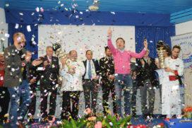 IJssalon Roberto Gelato wint wereldbeker met vanille-ijs