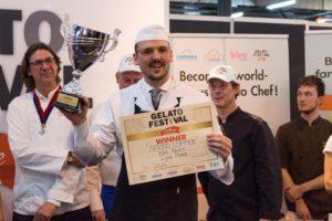 Gelato Festival Challenge zoekt de beste ijsbereider