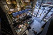 Foto's: stijlvolle Dunkin' Donuts in Den Haag