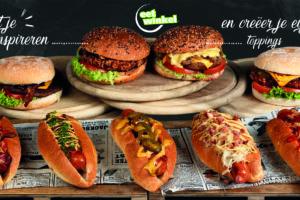 Eetwinkel lanceert streetfoodconcept met hamburgers en hotdogs