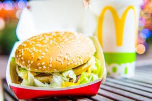 Niet alleen McDonald's mag Big Mac's verkopen