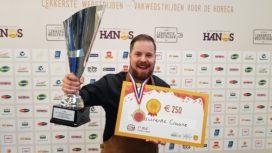 Laurentz Craane prolongeert titel Lekkerste Hamburger