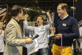 Juriaan Swanink wint Lekkerste Maaltijdsalade