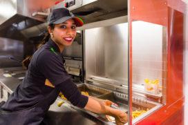 Drie nieuwe restaurants voor Burger King in Rotterdam