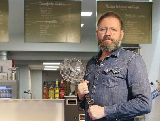 Arn Zuyderduin: Opnieuw leren frituren