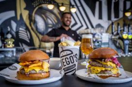 Diego's in beeld: hamburgers, kaasdip en Rotterdamse graffiti