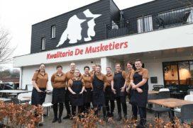 Kwalitaria De Musketiers opent in Ter Apel