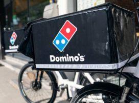 Domino's meldt 300 procent groei in lunchbestellingen