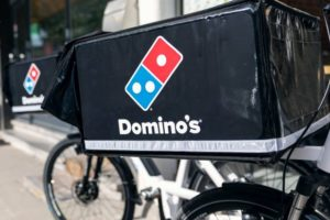 Domino's meldt 300 procent groei in lunchbestellingen