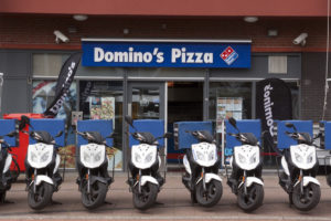 Franchisenemers in de clinch met Domino's