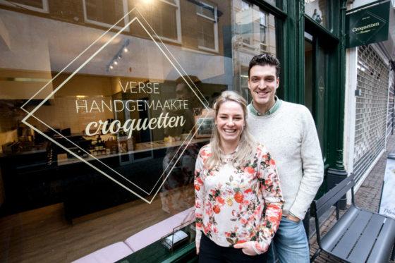Croquetten Boutique opent externe productiekeuken