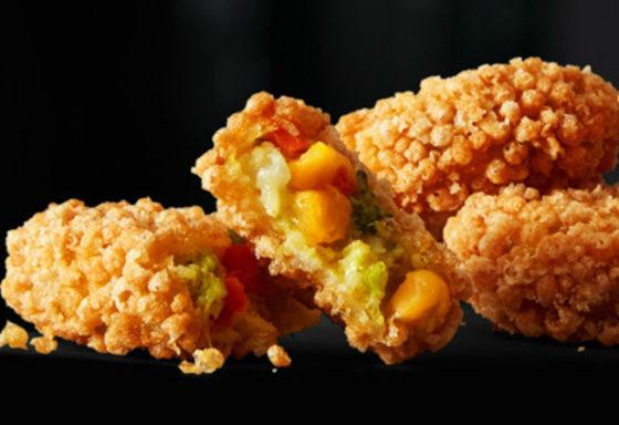 McDonald's test veganistische McNuggets