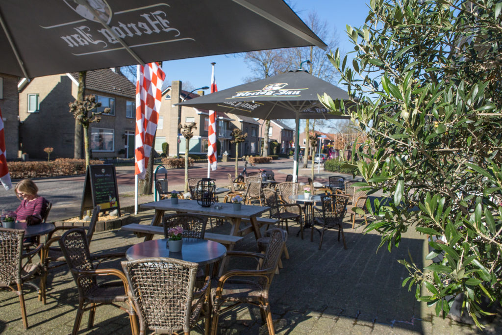 Terras 't Brabants Eethuys