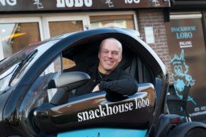 Snackhouse Lobo haalt personeel én omzet binnen met cool wagenpark