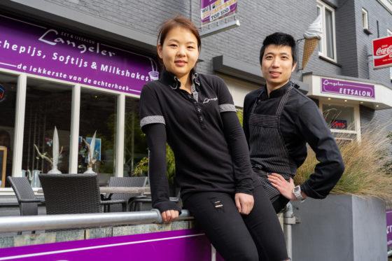 Chinese cafetariahouders krijgen waardering