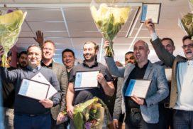 Eerste pizzabakkers krijgen SVH-diploma Pizzaiolo uitgereikt