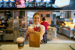 McDonald's investeert in taallessen voor medewerkers