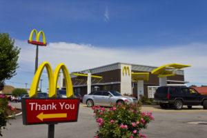 McDonald's gaat kunstmatige intelligentie inzetten om verkoop te stimuleren