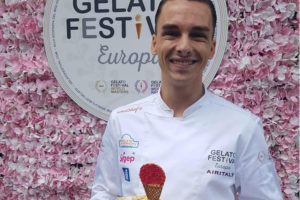 IJssalon Florence pakt 3e plaats tijdens Gelato Festival in Rome