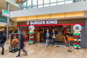 Nieuwste Burger King opent met primeur