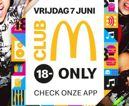McDonald's Zwolle wordt discotheek