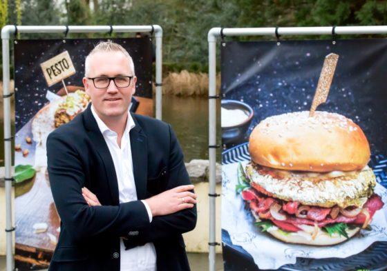 Ralph Markwat: 'We zijn heel goed geworden in de logistiek van een cafetaria'