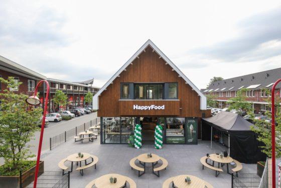 Bas Berens opent tweede HappyFood in Barneveld