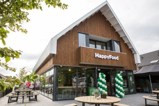 Foto's: HappyFood Barneveld-Zuid maakt indruk