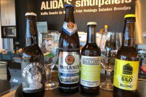 Alida's Smulpaleis wil deze zomer scoren met nieuwe bierkaart