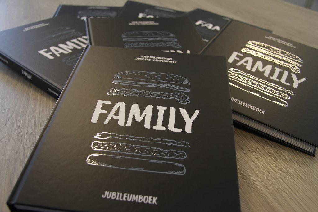 Family jubileumboek