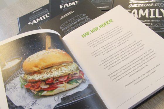 Family-ondernemers krijgen jubileumboek met tips en recepten