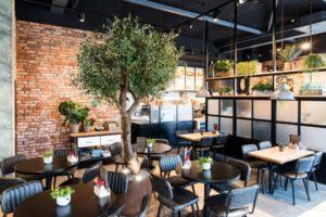 Foto's: Verhage Gorinchem, een volwaardige lunchroom