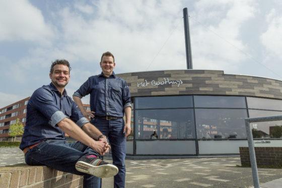 Foto's: Eetwinkel Het Boothuys spreekt tot de verbeelding