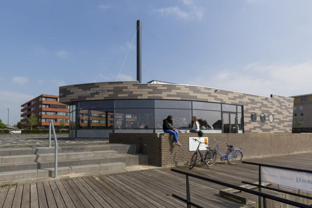 Eetwinkel Het Boothuys