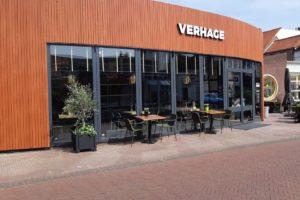 Verhage Oud-Beijerland geopend; voorbeeld van nieuwe koers