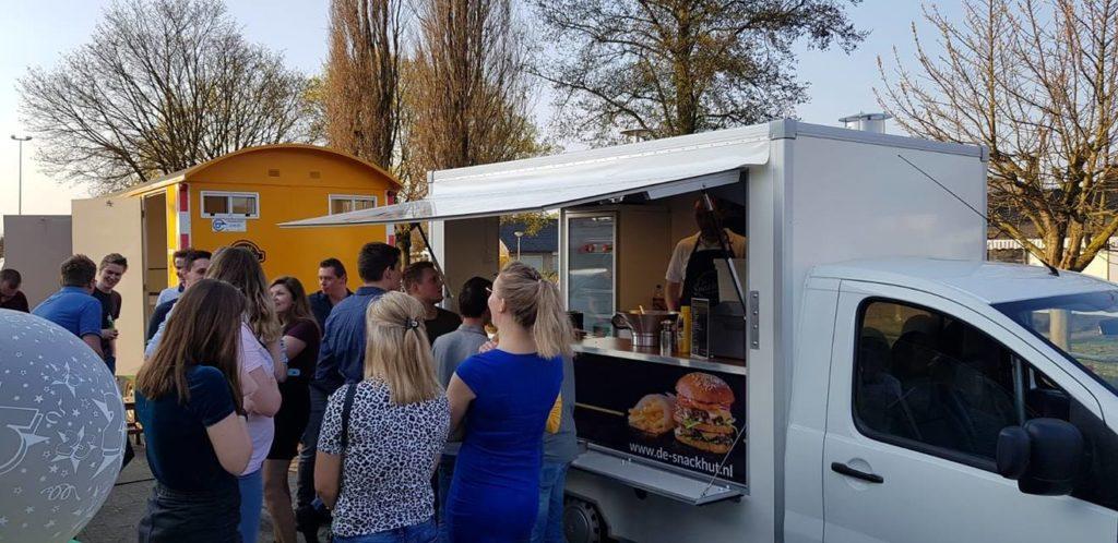 snackwagen De Snackhut