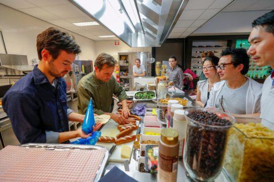 Inspiratiesessie voor cafetaria's: digitaliseren en slimme recepten