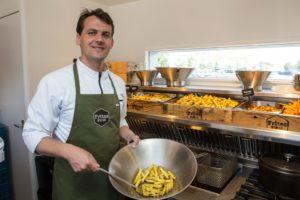 Friteskiosk verkoopt friet van zes lokale aardappelsoorten