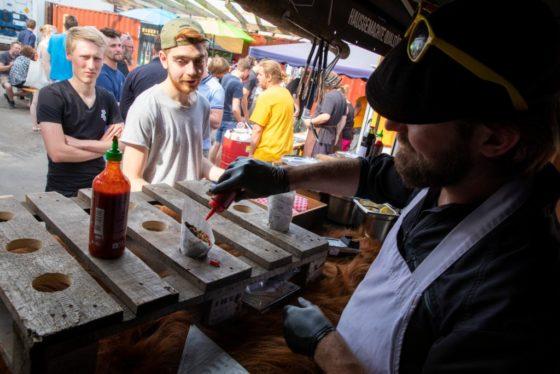 Frituurfestival 2019; één groot snackfeest