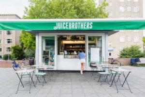 Vegan ijs van Van Leeuwen krijgt derde spot in Amsterdam