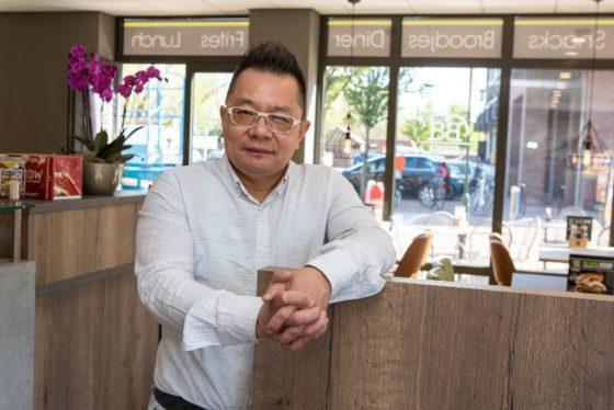Sheng Chen van Big Bread Kitchen: 'Op schema voor 30 zaken in 2020'