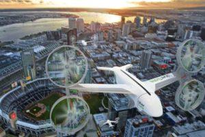 Uber Eats zet als eerste drones in voor maaltijdbezorging