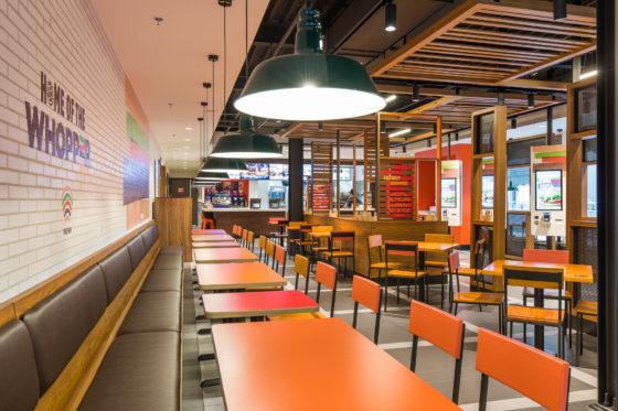 Burger King gaat McDonald's achterna met nieuw koffieconcept