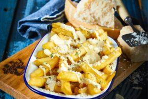 Ook Family lanceert friet met Parmezaanse kaas