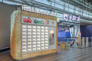 Reizigers op Schiphol zien snackaanbod veranderen