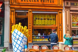 Belgen zijn apetrots op hun friet en starten petitie