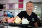 Vegan ijs in cafetaria's en ijssalons: trend of toekomst?