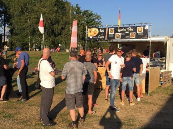 Frietspecials Plaza Jagershoef groot succes op bierfestival